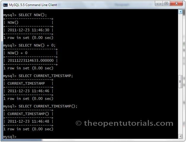 CONVERT_TZ(dt,from_tz,to_tz)Composite Primary Keys. Ah … primary ...