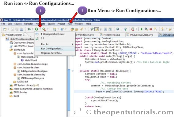 how to create user in java application