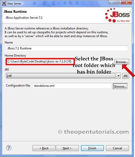 How to setup EJB3 development environment (Eclipse, JBoss 7 1