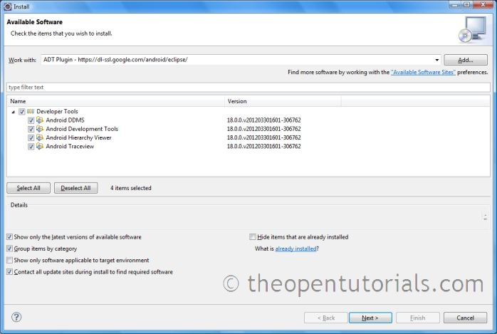 how to install eclipse in windows 8 64 bit step by step