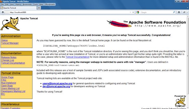 How to configure Apach...