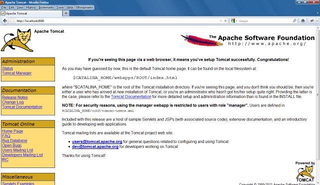 APACHE 6.0.35 TÉLÉCHARGER TOMCAT